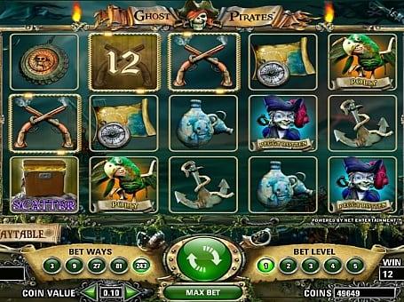 ghost pirates описание игрового автомата